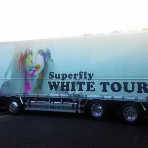 Superflyのライブに行ってきました!