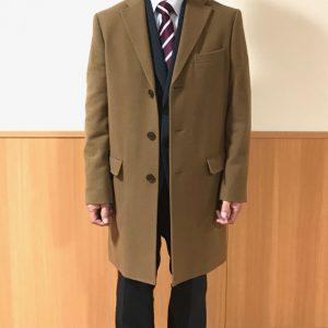 見慣れぬコートを羽織る自分の姿に・・・【きんごの日誌・3月5日】
