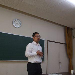 岐阜県美濃加茂市で、街頭宣伝と集いに参加