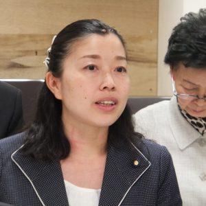 No.14 日本共産党十勝議員団の振興局交渉2018