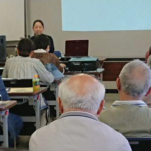 5・11憲法学習会「日本国憲法の理念から見る安倍改憲」