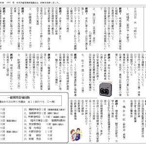 明るい恵那 6月2日〜6月16日号までのアーカイブス