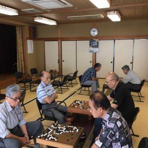 しんぶん赤旗 囲碁将棋恵那地区大会が行われました。
