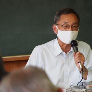 9月20日「しまづ幸広さんと党を知り未来を語るつどい」が行われました。