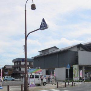 9/24恵那市で街宣。市民と野党の共闘で野党連合政権を #比例は日本共産党